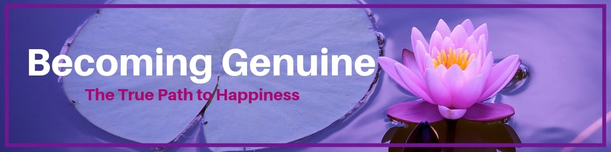 Becoming Genuine