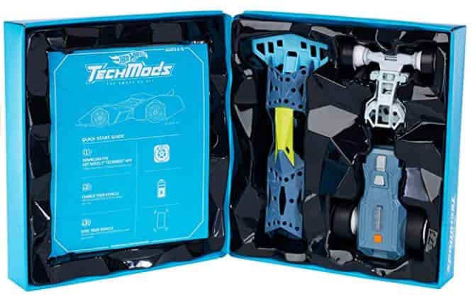 Hot Wheels TechMods RC car to use with smart device